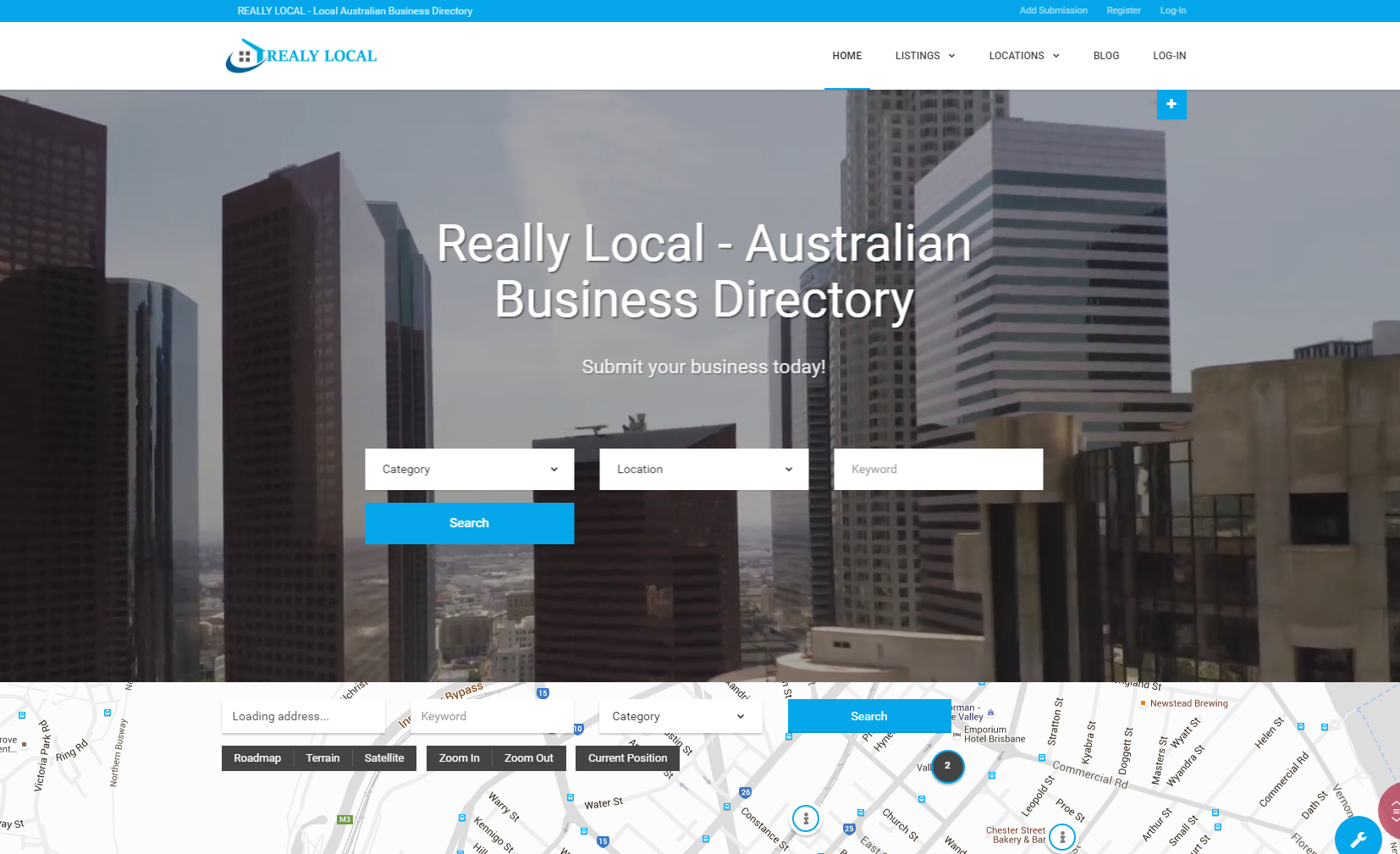 Australian Business Directory Submission